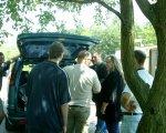 Bilder unseres ersten Pontiac-Treffens 2007 in Moosbach bei Nürnberg