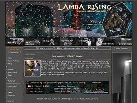 Lamda Rising